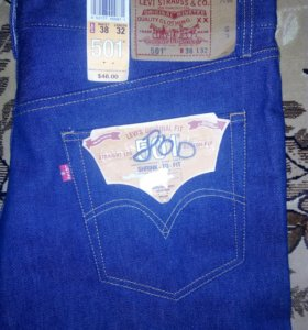 LEVI'S 501 Shrink to fit W38L32
