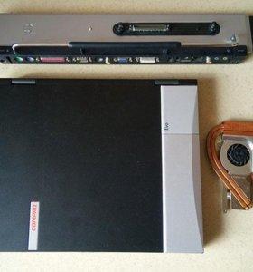 Ноутбук HP Compaq Evo N610C на запчасти