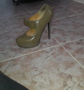 Туфли баскони.