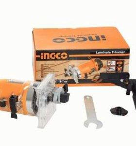 Фрезер кромочный INGCO INDUSTRIAL 500Вт, PLM5002