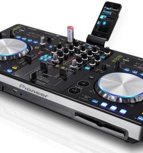 Универсальная DJ-система Pioneer xdj-r1 контроллер