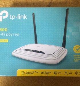 Wi-Fi роутер N300 tr-link