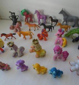 лошадки.пони