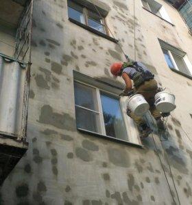 Высотные работы. Промышленный альпинизм