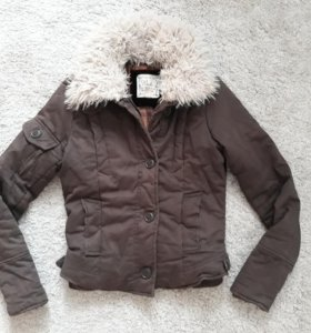 Куртка демисезонная Bershka утепленная
