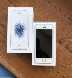 iPhone 5se 16gb silver
