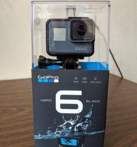 Новая GoPro hero6 Black