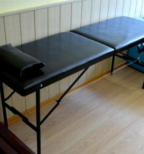 Массажный стол, Косметологическая кушетка.