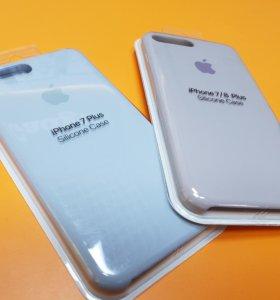 Чехол Silicone case iPhone 7 Plus/8 Plus