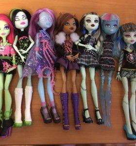 Куклы Monster High. Монстер Хай.
