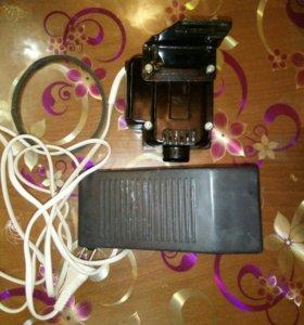 Электропривод к швейной
