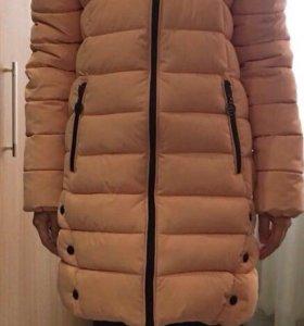 Куртка, ботинки зимние.(шапка с шарфом в подарок)