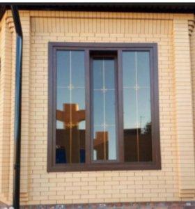 Пластиковые окна и двери 🚪 без свинца
