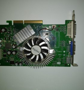 Видеокарта geforce 6600gt agp
