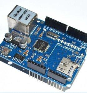 W5100 Ehternet Shield для Arduino