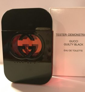 Туалетная вода Gucci Guilty Black. Женская.