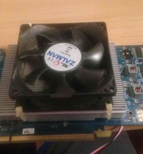 Видеокарта Nvidia GeForce 9500GT 512MB PCI-E