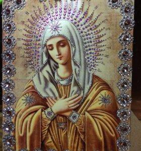 иконы Божией Матери «Умиление» Серафимо-Дивеевской