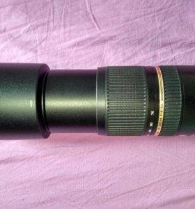 Tamron SP AF 70-300mm f/4.0-5.6 Di USD sony a