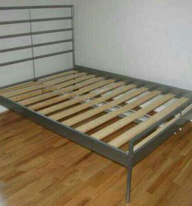 Кровать икеа 2х спальная