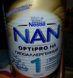 Смесь NAN гипоаллергенная 1