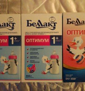 Сухая молочная смесь Беллакт 3 упаковки