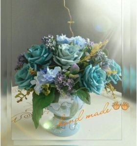 Цветы интерьерные(от 450-2000)