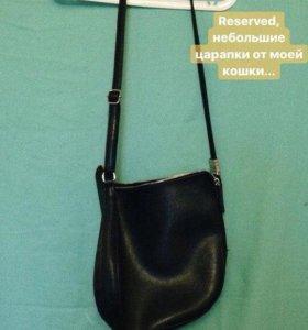 черная сумка reserved