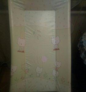 Доска для пеленания ребёнка
