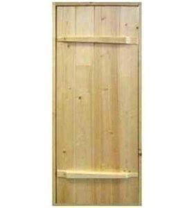 Двери банные ласточкин хвост