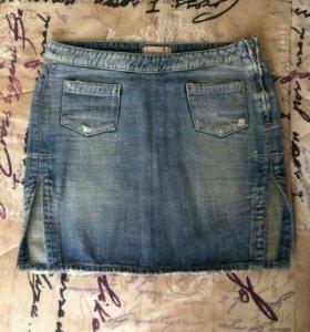 Юбка джинсовая Sexy Woman