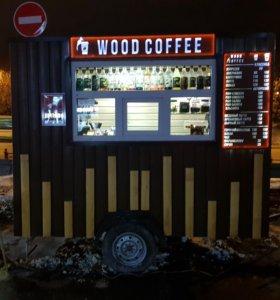 Кофейня wood coffee