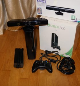 Xbox 360 E 500 HDD+FreeBoot+LT Ultimate+Kinect