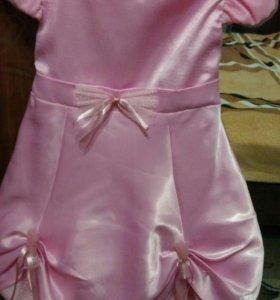 Нарядное платьеце для девочки