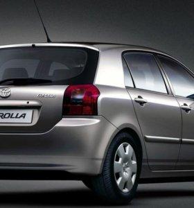 Крышка багажника для Toyota Corolla E120 Hatchback