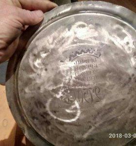 тарелка антиквар