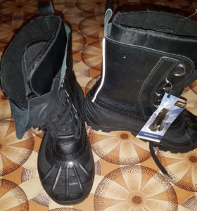 Ботинки TOPPER safety boots