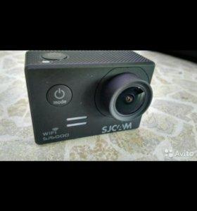 Экшн- камера SJ 5000 wi-fi
