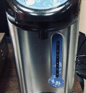 Чайник термопот (термос) 5,8 л.
