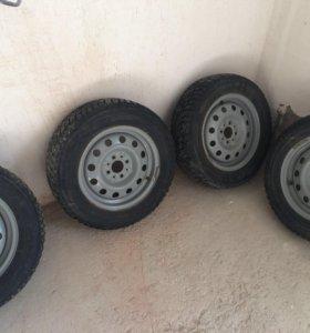 Зимние колёса