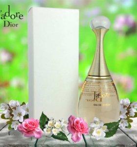 Новый тестер духи Christian Dior J'Adore T