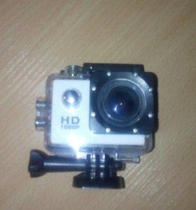 Экшен камера hp1080
