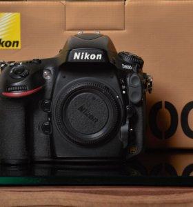 Nikon D800 пробег 60 000 кадров