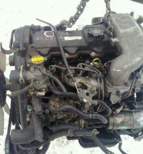 Двигатель дизель.3L с навесным.