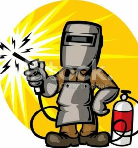 Электросварщик