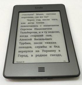 Amazon Kindle Touch в отличном состоянии