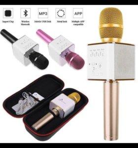 Караоке-микрофон Tuxun Q 9