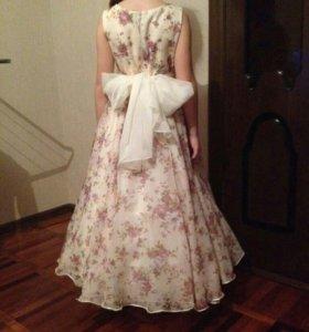 Выпускное платье для д/с