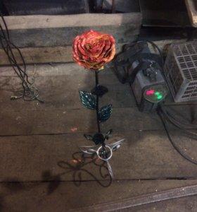 Кованные розы