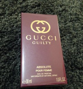 GUCCI Guilty 30мл.